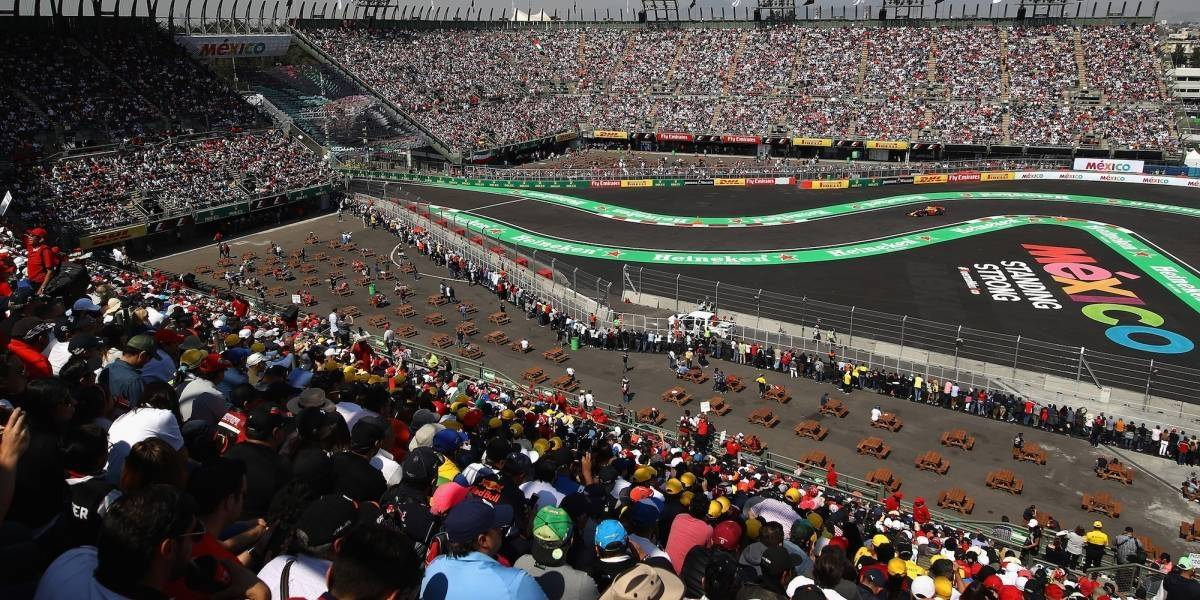 Gran Premio de México es reconocido como el mejor del mundo