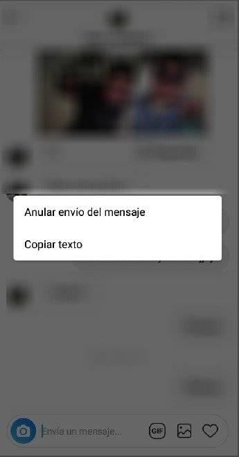 Mensaje eliminado