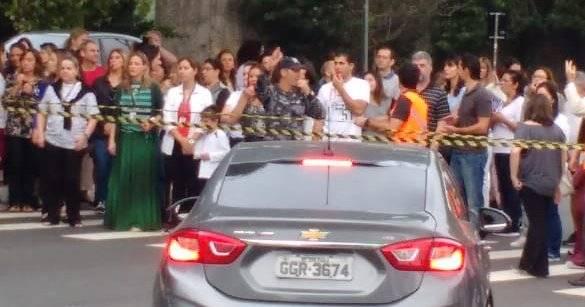 protesto miguel de cervantes