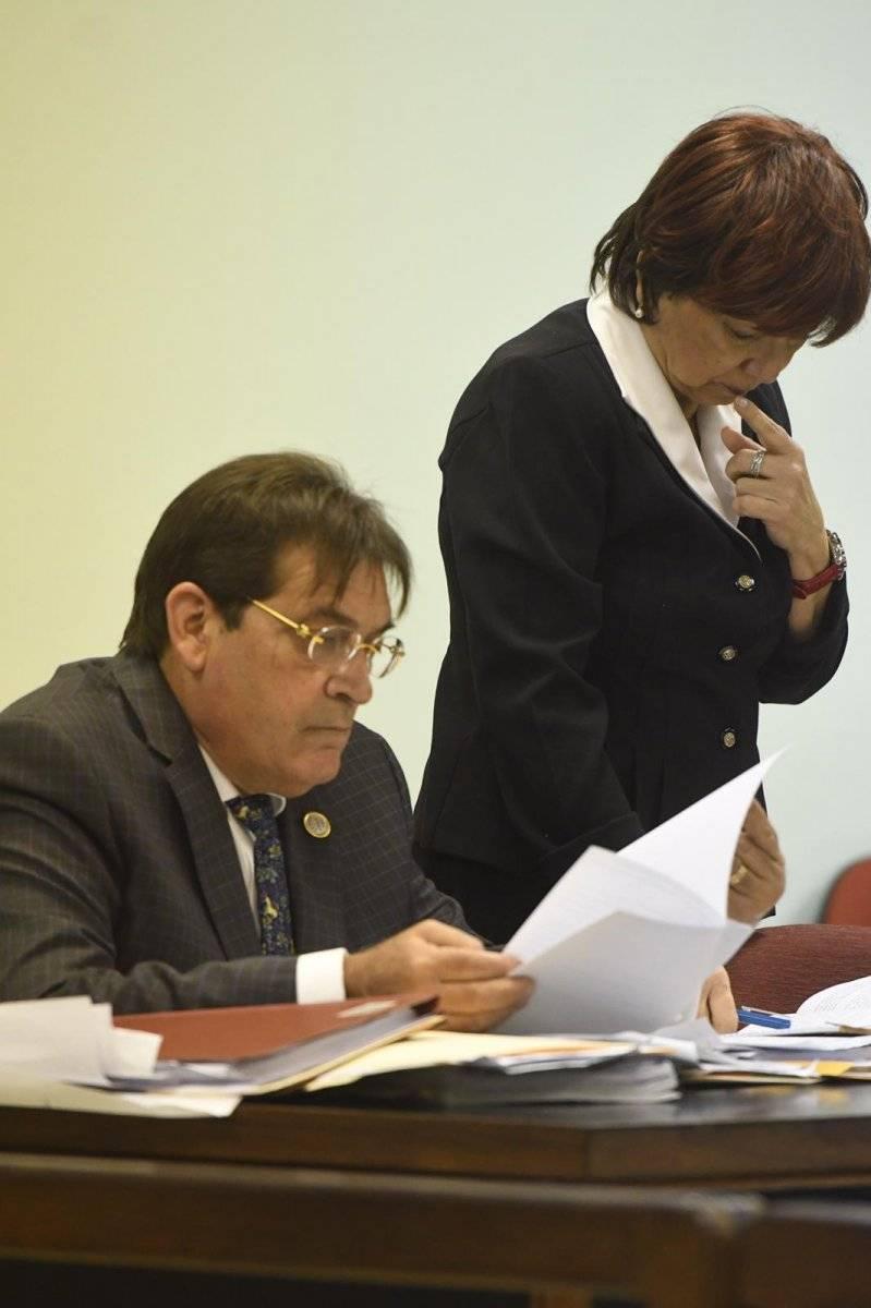 Fiscal Guillermo Garau. / Foto: Dennis A. Jones