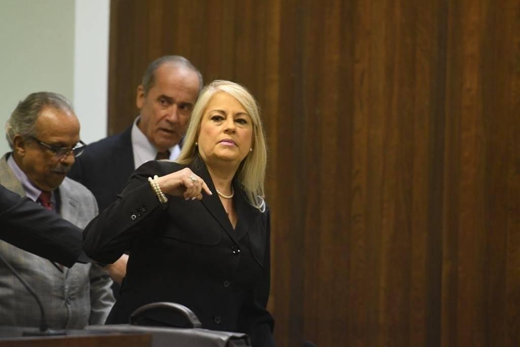 Wanda Vázquez enfrenta vista de regla 6. / Foto: Dennis A. Jones