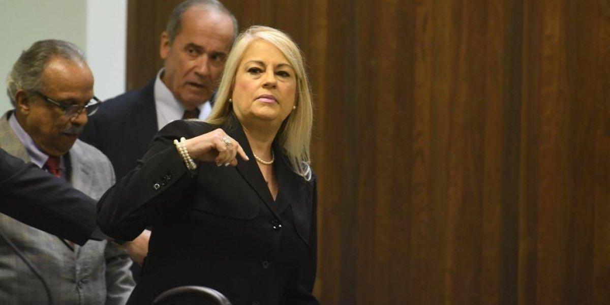 Defensa de Wanda Vázquez reclama acceso a documentos anejados a declaraciones juradas