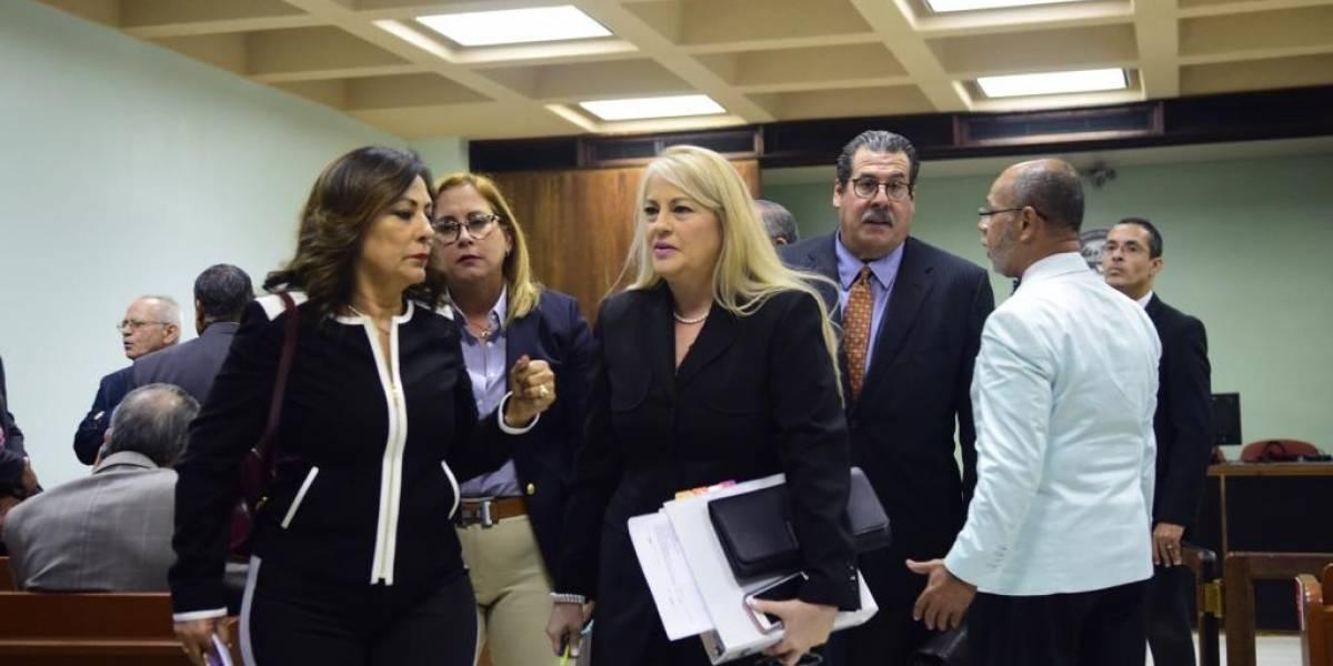 """Tras cierre de pesquisa, Gobernadora asegura ser ciudadana de """"ley y orden"""""""