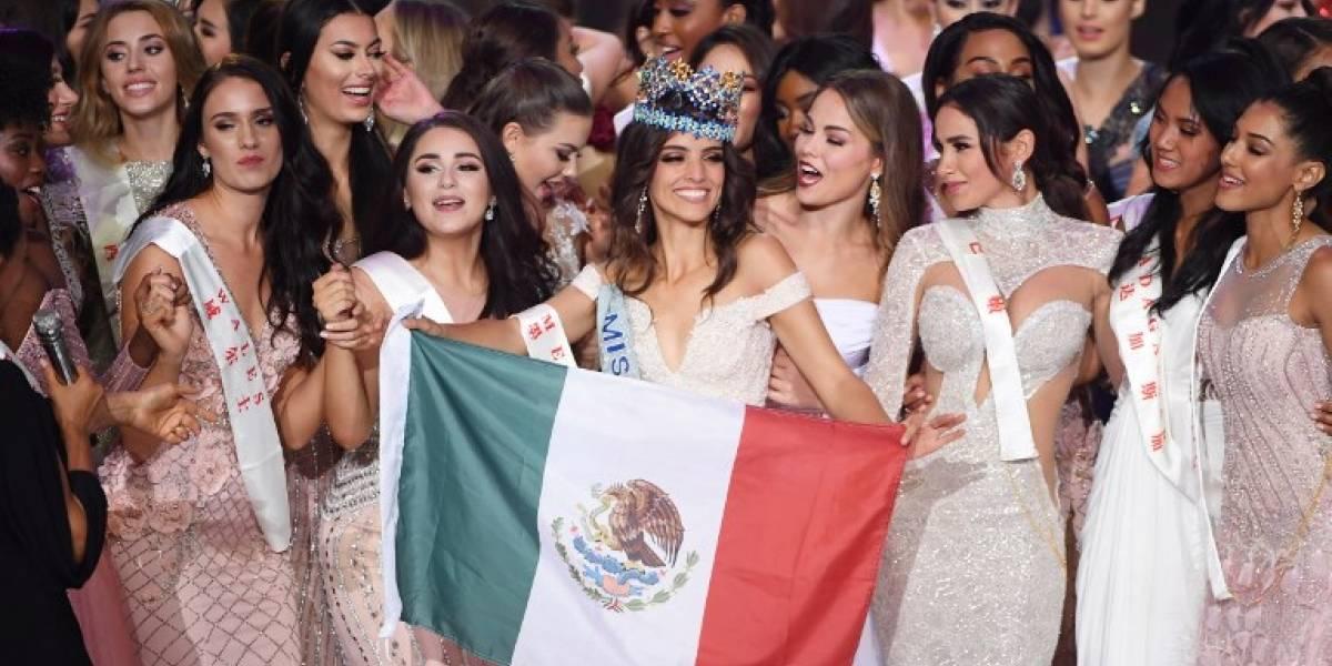 México gana Miss Mundo 2018 con Vanessa Ponce de León