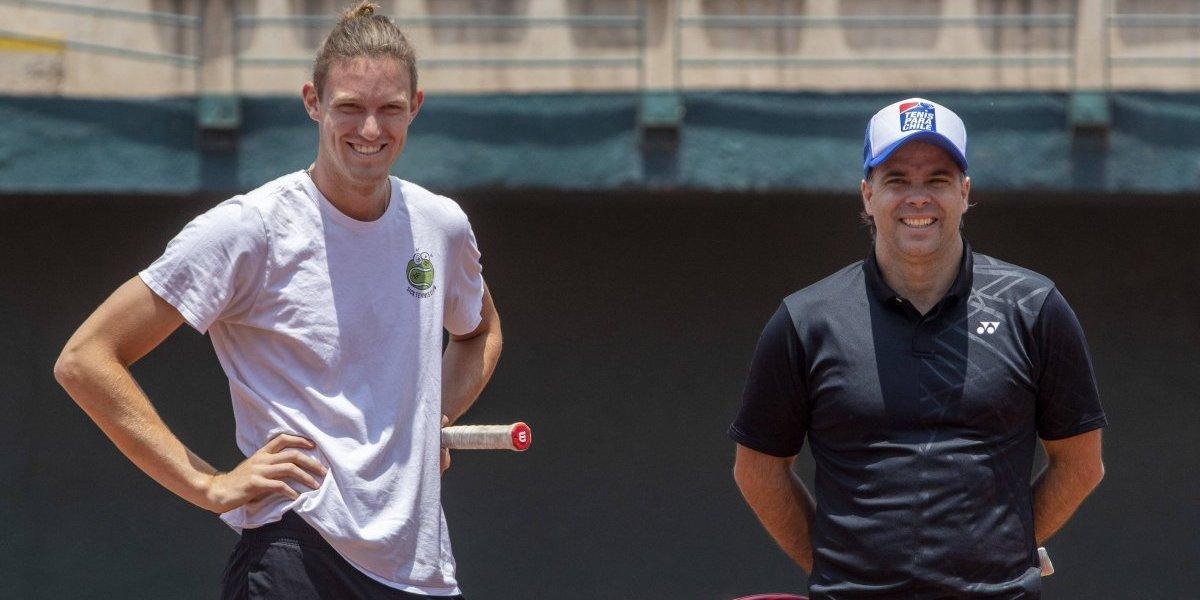 """Feña González le quita presión a Jarry para 2019: """"Ahora está en otro estatus y eso da para que llegue más arriba"""""""