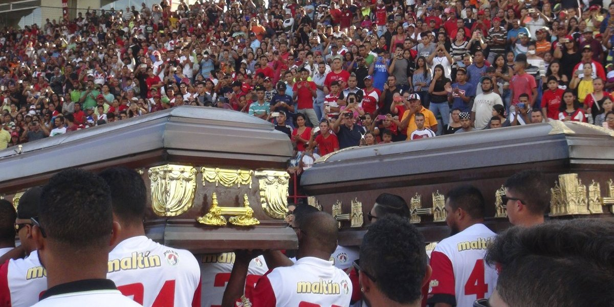 Dos ex Grandes Ligas venezolanos fallecen en accidente de tránsito