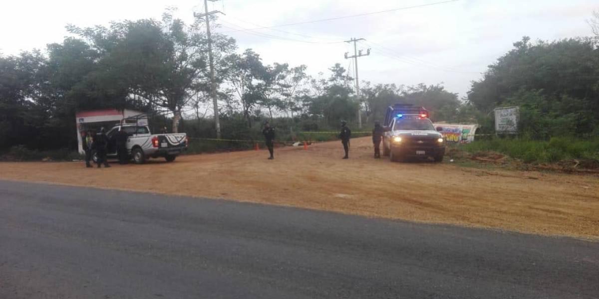 CNDH condena muerte de migrante en Veracruz