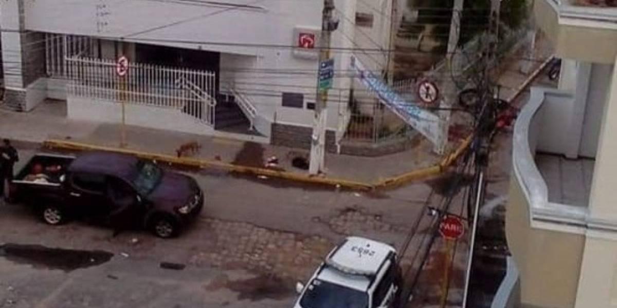 Três envolvidos nos ataques a bancos no Ceará foram presos; polícia busca mais suspeitos