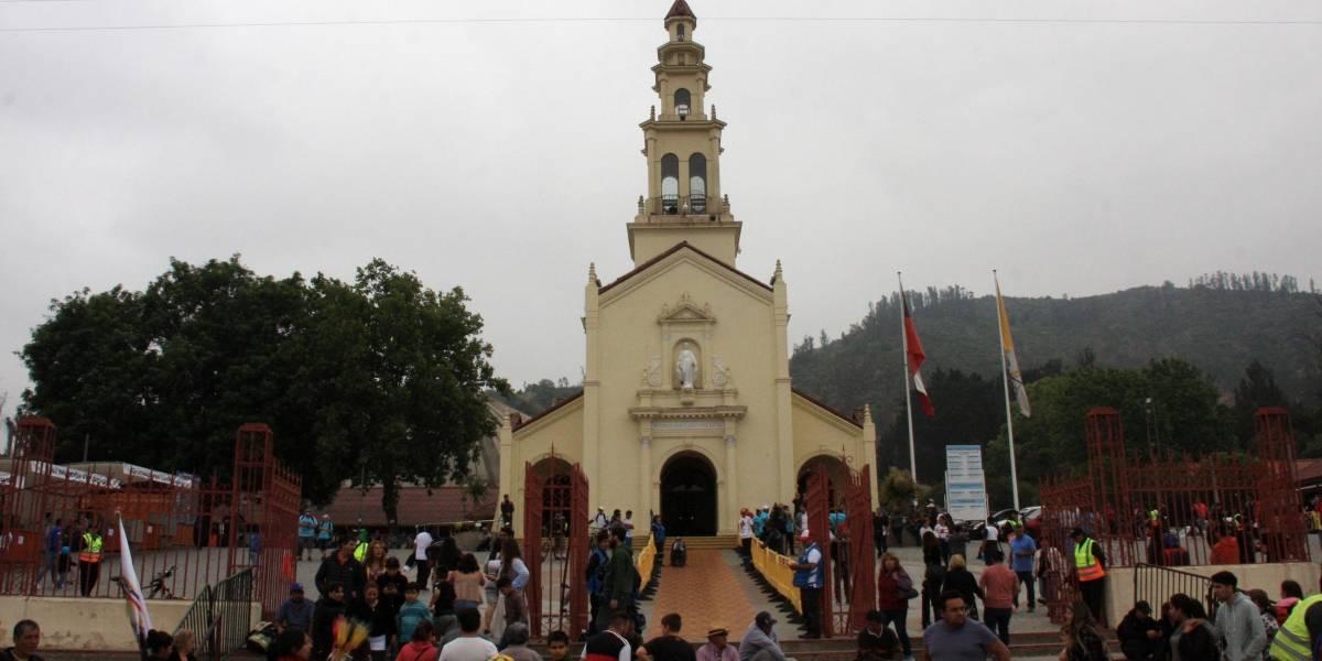Santuario de Lo Vásquez: las medidas de contingencia para recibir a cerca de un millón de peregrinos