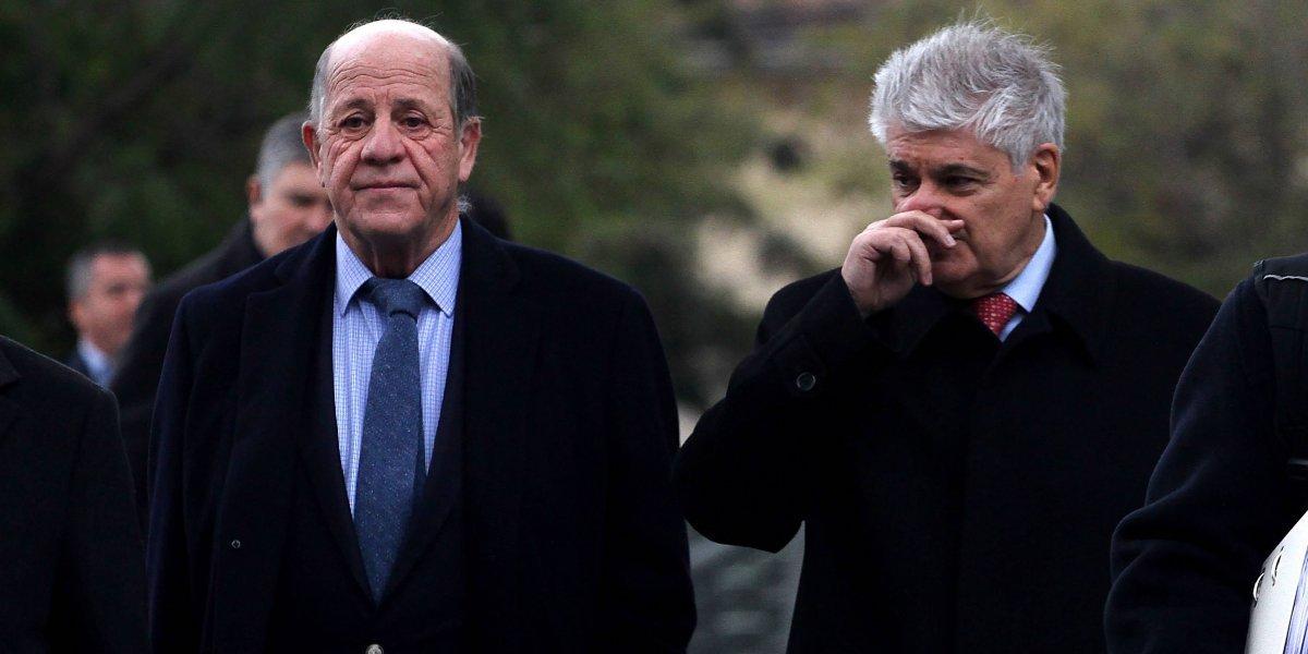 Délano y Lavín vuelven al lápiz y papel: Así serán las clases de ética para los condenados por el caso Penta