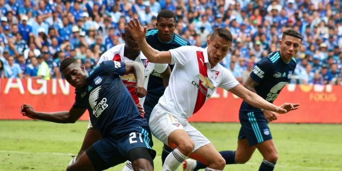 Liga de Quito quiere el título automático y Emelec, forzar una final