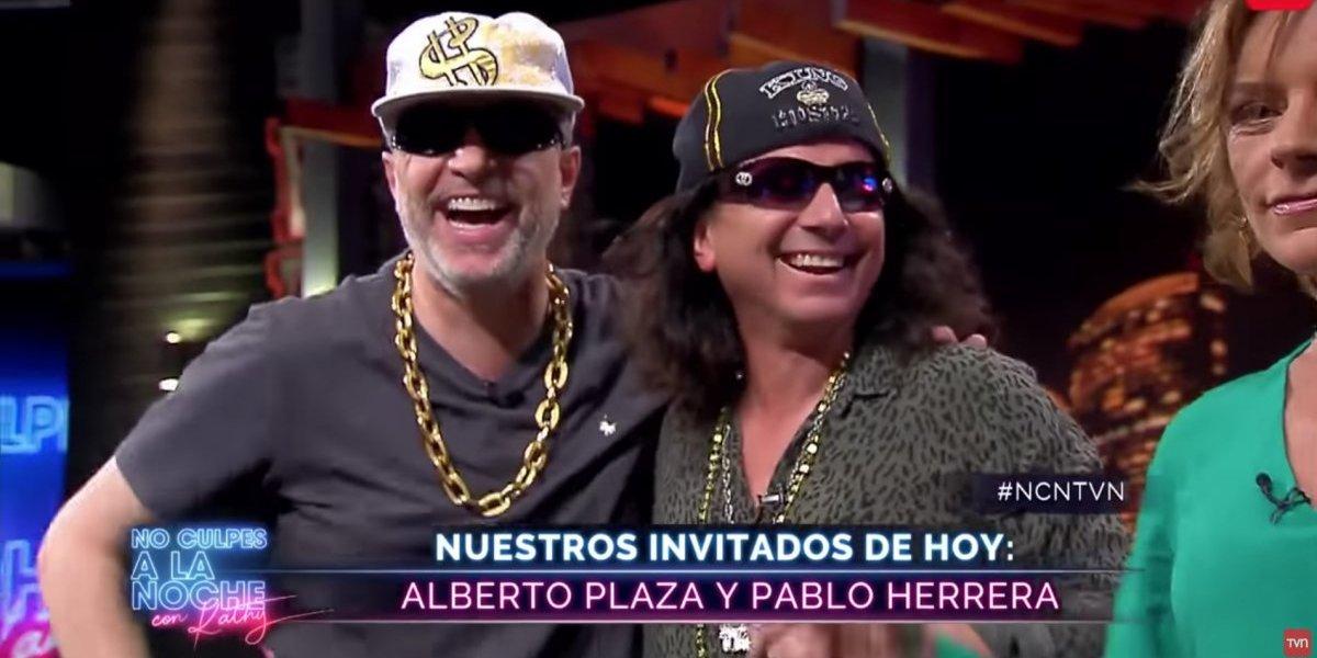 """Alberto Plaza y Pablo Herrera incursionan en el reggaetón y versionan """"Despacito"""""""