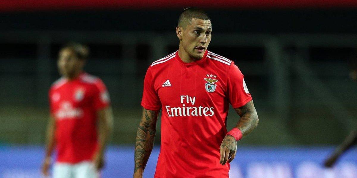 La falta de minutos en Benfica podría provocar el retorno de Nico Castillo a México