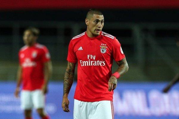 Nico Castillo no ha tenido continuidad en el Benfica de Portugal / Foto: Getty Images