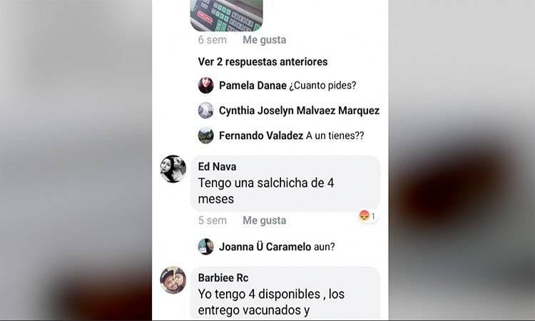 Edgar puso en venta a Mamushka en Facebook UNO TV