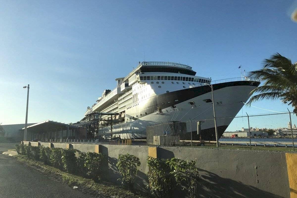 Cancelan la llegada de cientos de cruceros para el 2020