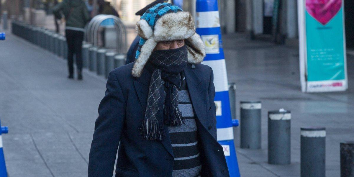 Frente frío 16 y segunda tormenta invernal provocarán descenso en la temperatura