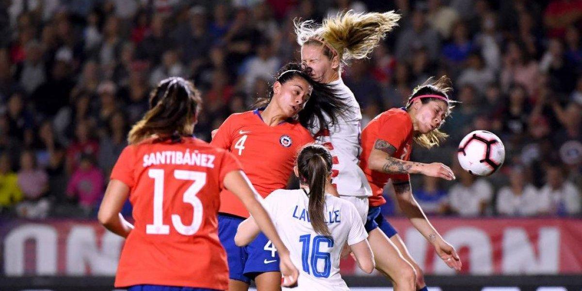 La Roja femenina tuvo un durísimo sorteo para el Mundial Francia 2019