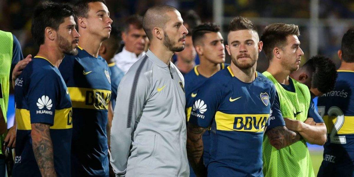 El TAS rechazó el recurso de Boca Juniors para suspender la final de la Libertadores con River Plate