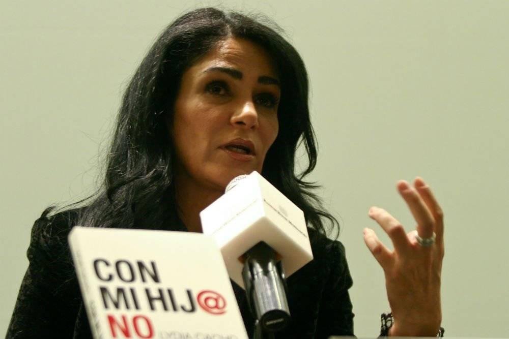 Lydia Cacho Foto: Cuartoscuro