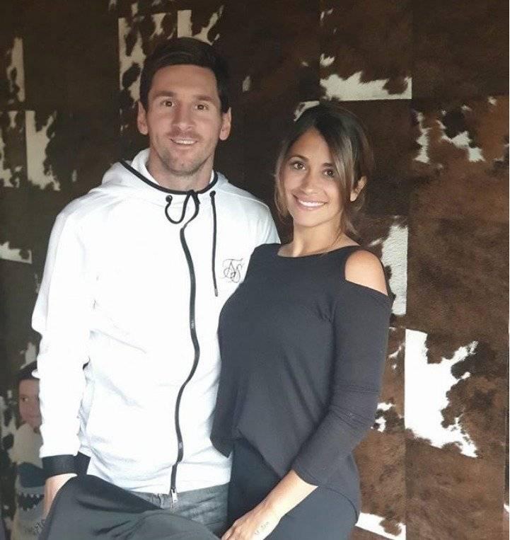 En su nueva adquisición, Messi incluyó un detalle hermoso para su familia. Instagram