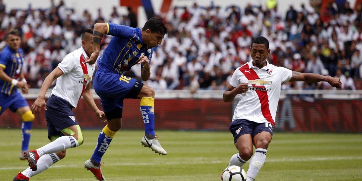 Liga de Quito vs Delfín: Habrá final para Liga
