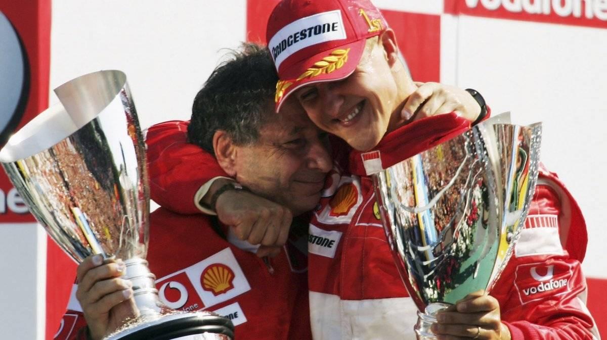Schumacher está fuera del medio desde el 2013 |GETTY IMAGES