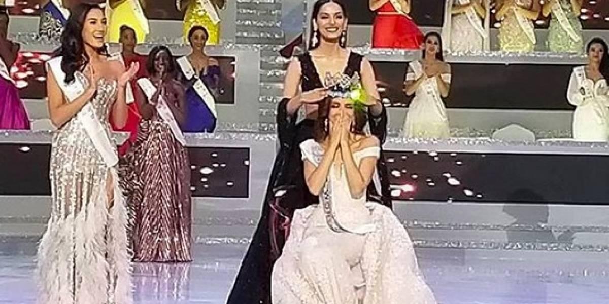 México se corona en Miss Mundo 2018