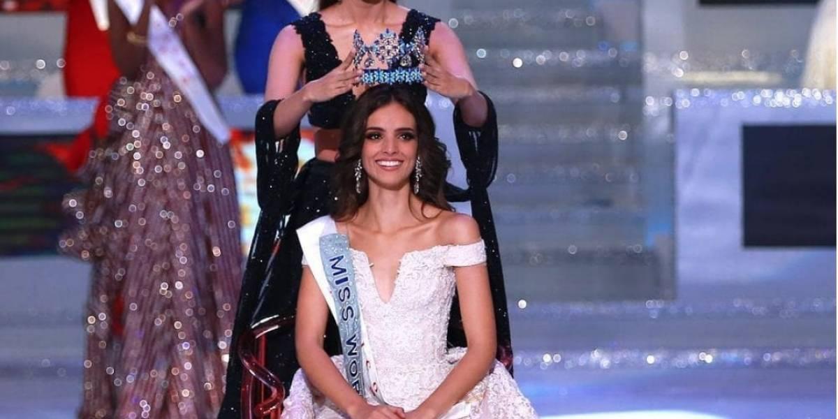 Mexicana Vanessa Ponce de León gana Miss Mundo 2018