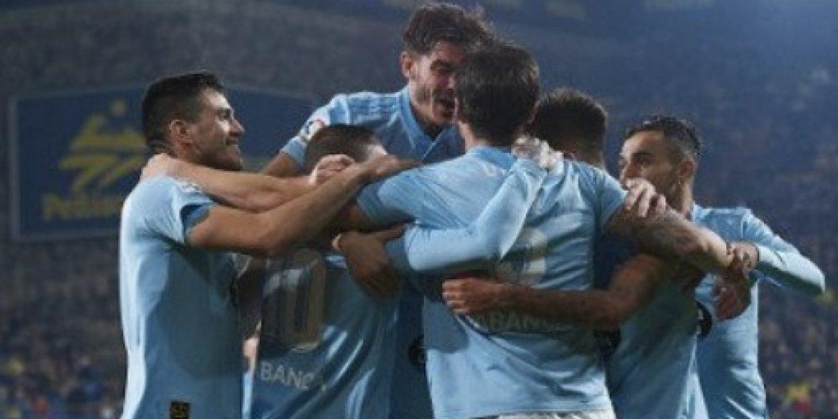 Celta de Vigo y Araujo sufren para conseguir la victoria