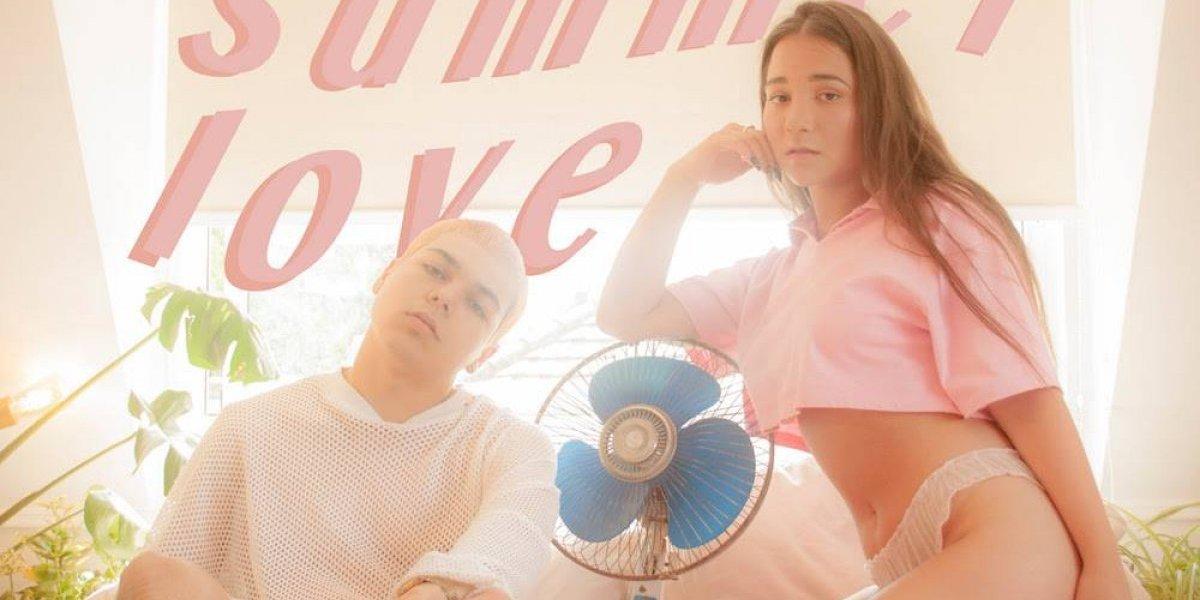 """Escucha """"Summer love"""", el nuevo sencillo de la Princesa Alba junto a Gianluca"""