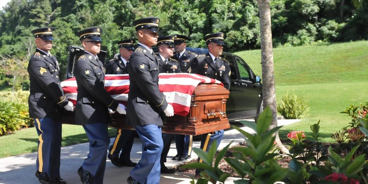 Llegan a la isla restos de soldado boricua fallecido en Corea