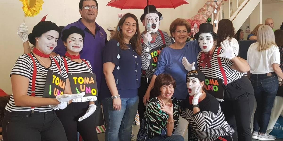 ASSMCA lleva servicios de salud mental a Utuado