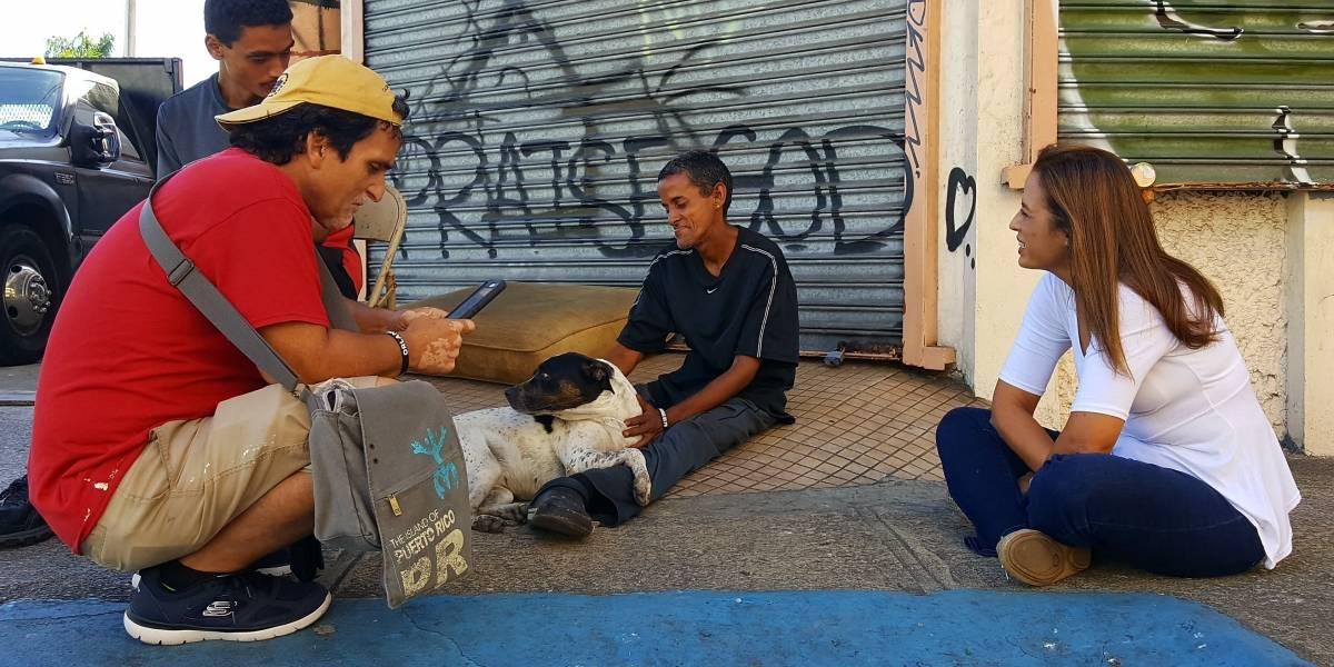 Más de 3 mil personas no tienen hogar en San Juan, según senadora
