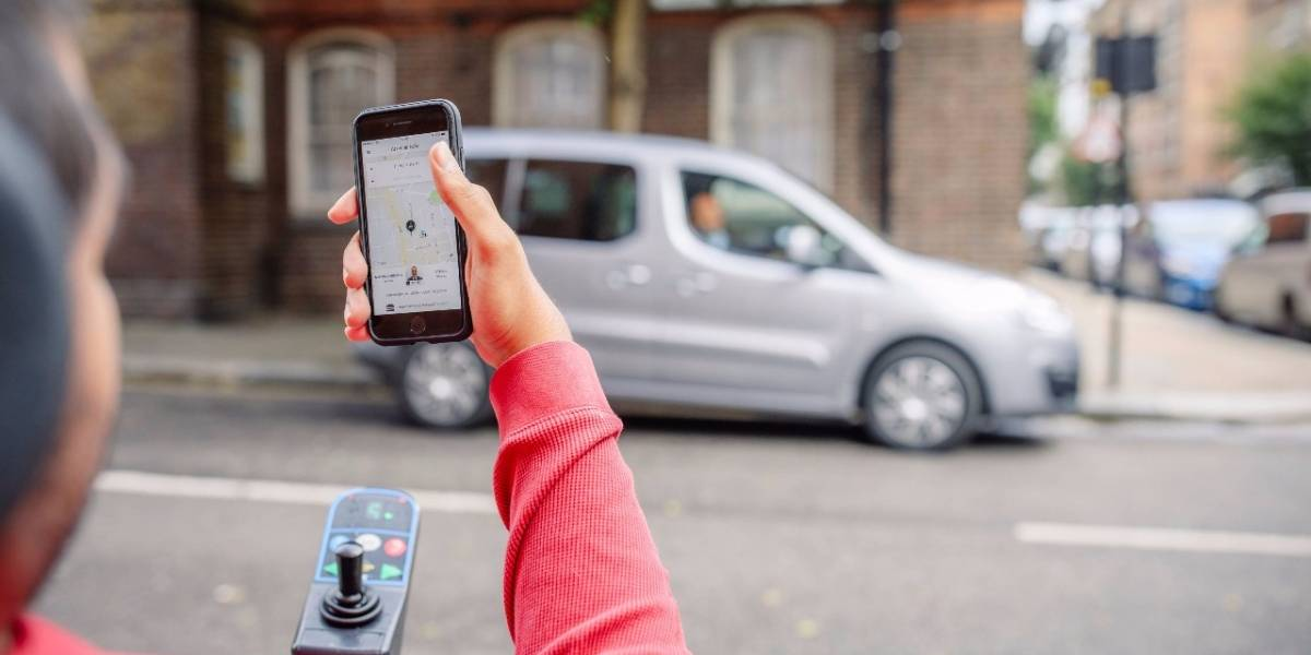 Uber presenta nuevas opciones en su app