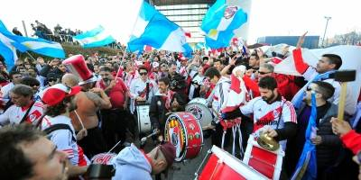 Dos detenidos por asesinar a hincha de River Plate en festejos por la Copa Libertadores