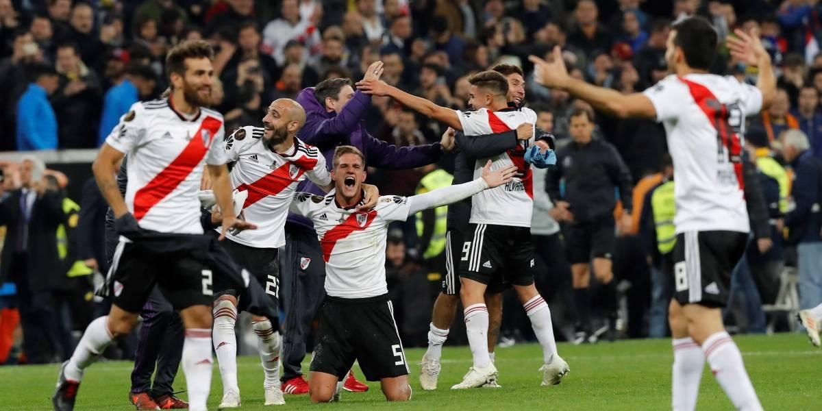 Argentina alcanzó su título 25 de la Copa Libertadores gracias al triunfo del River Plate sobre Boca Juniors