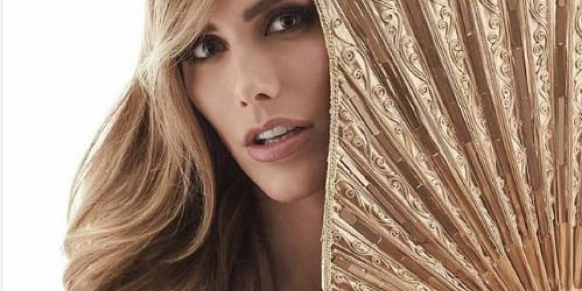 Con esta impecable pasarela, Ángela Ponce reta al resto de sus compañeras a quitarle la corona del Miss Universo