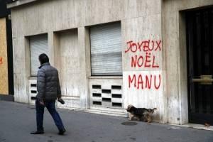 París, un día después de las manifestaciones