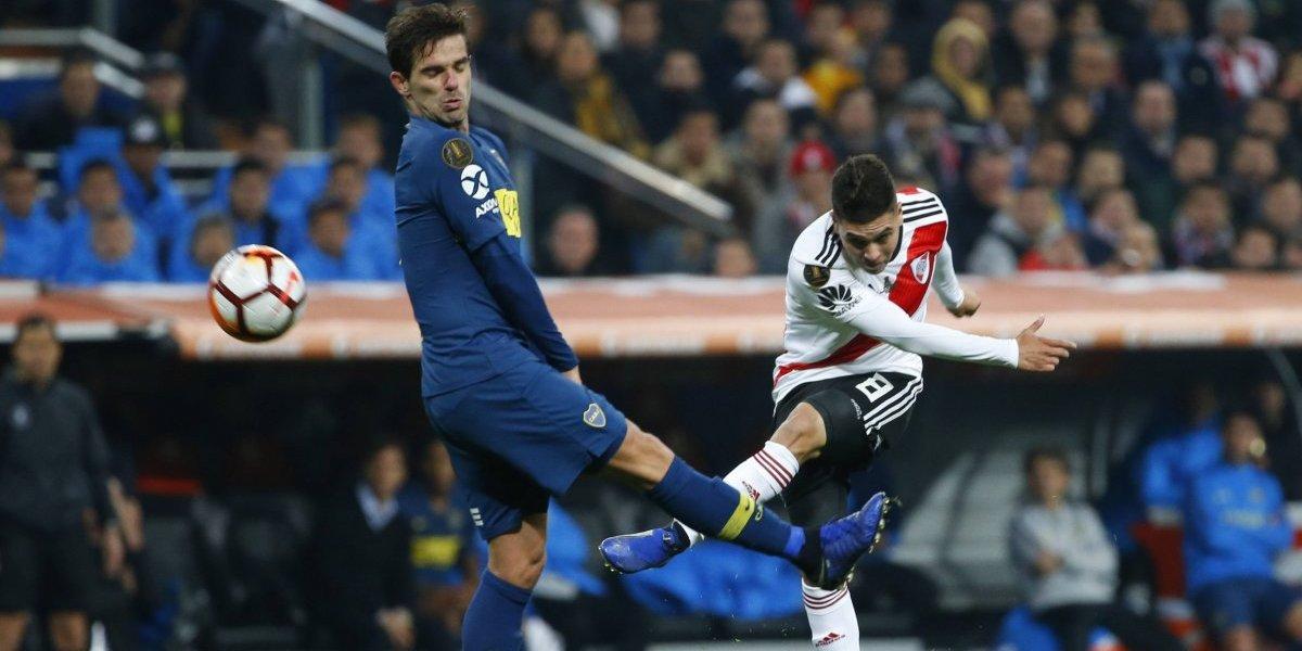 Entró en el minuto 89 y se fue lesionado al 116: La triste final de Fernando Gago en Boca Juniors
