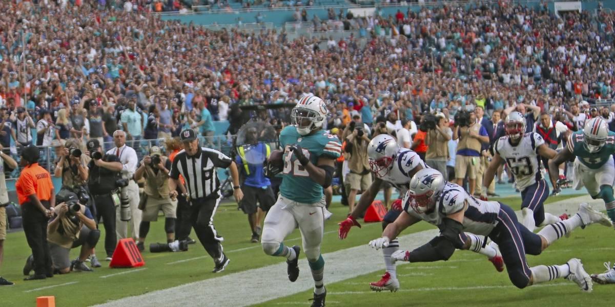 Delfines de Miami sorprende a Patriotas