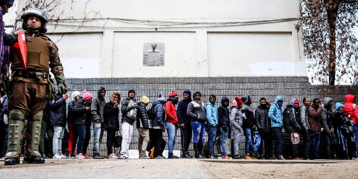 Chile se cuadra con la facción de países que darán la espalda al pacto migratorio