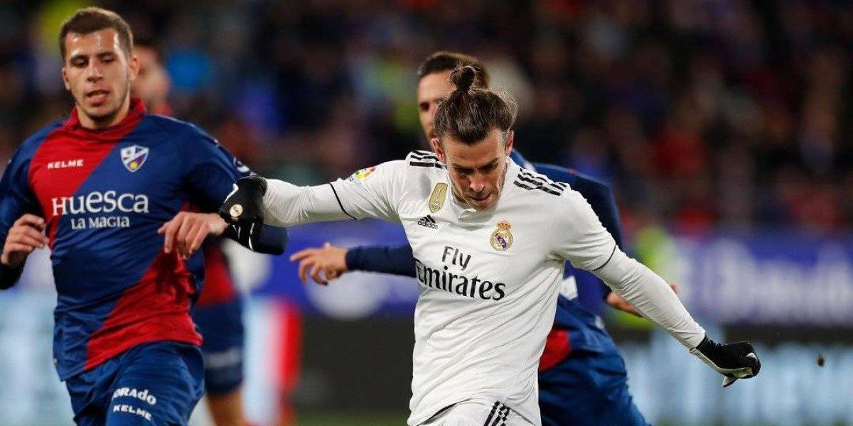 Real Madrid consiguió vencer al Huesca sin mostrar un gran futbol