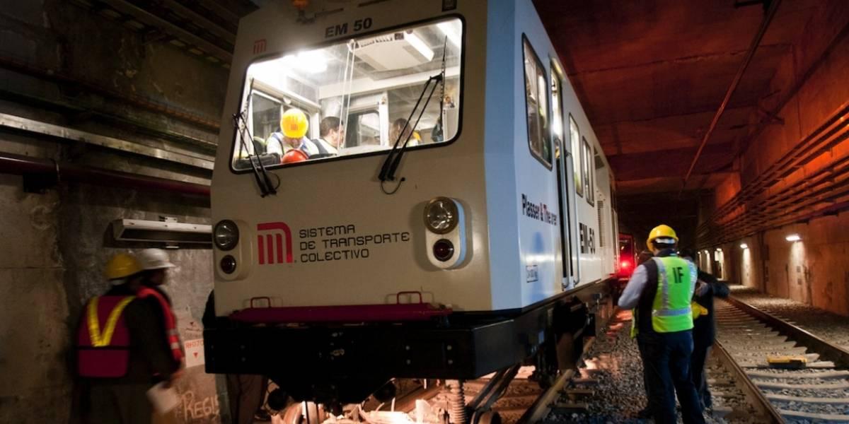 Crecen 360% las fallas en trenes del Metro; 23 dejan de operar este año