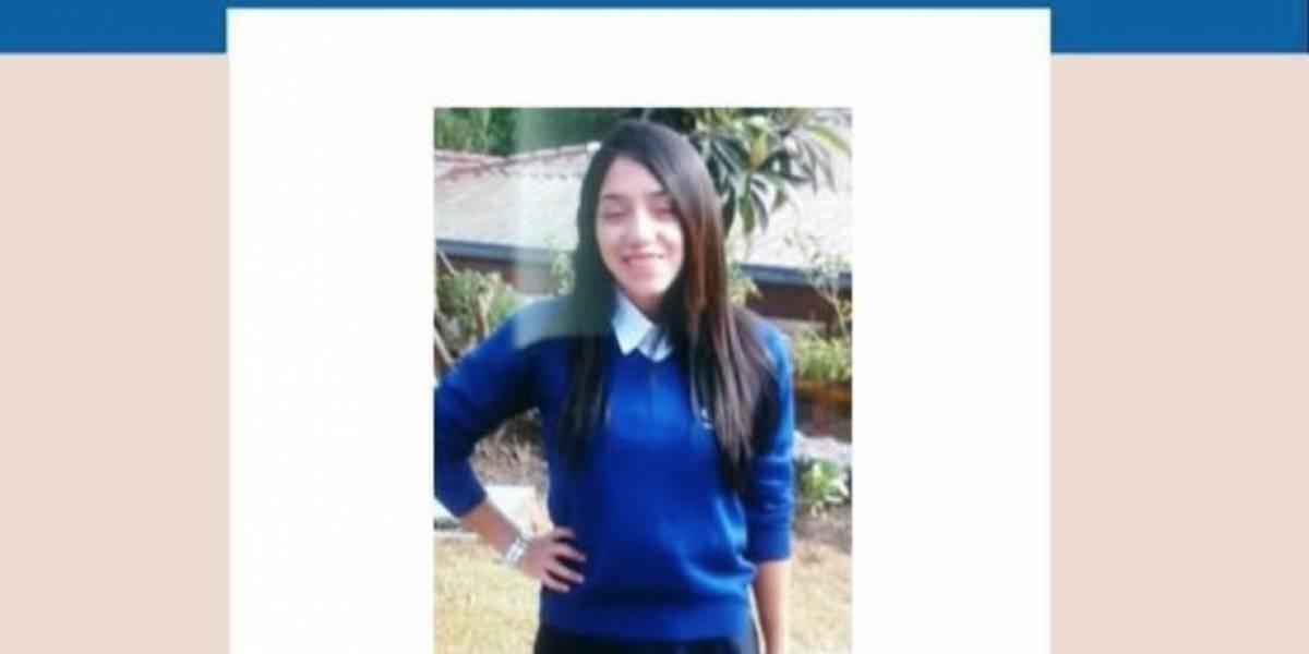 Padre de Emily Mikaela Benavides, joven desaparecida en Quito, dice que su hija se encontró con un desconocido