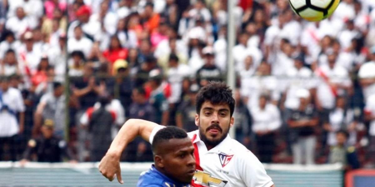 ¿Por qué Liga de Quito decidió separar a Gastón Rodríguez antes de la final?