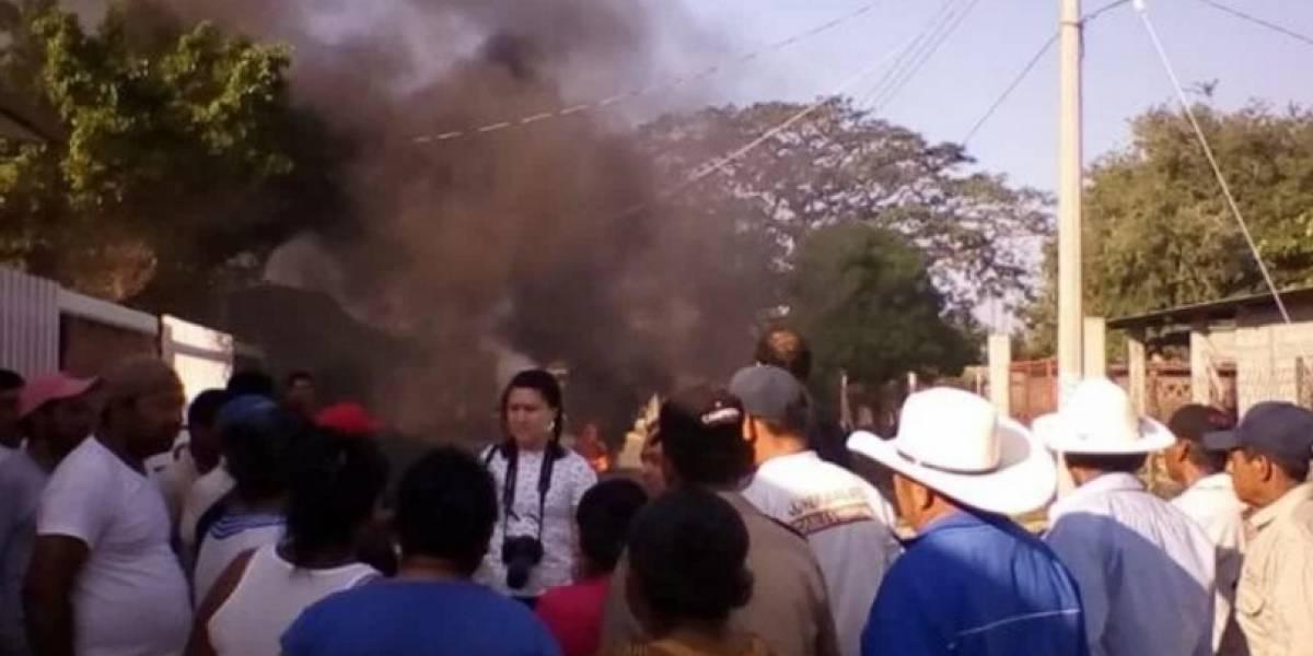 Suspenden elecciones en Oaxaca por actos de violencia