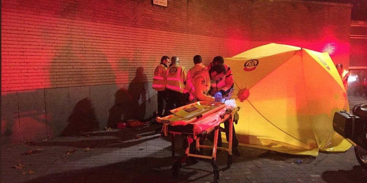 Copa Libertadores: Aficionado argentino sufre infarto antes de ingresar al Santiago Bernabéu