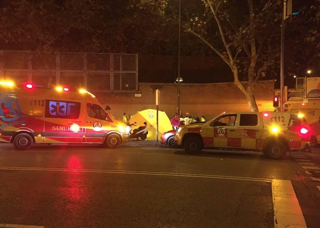 Twiter Emergencias Madrid  Cuenta verificada @EmergenciasMad