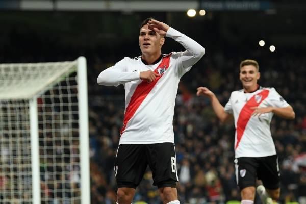 Video de los goles de River Plate VS Boca Juniors